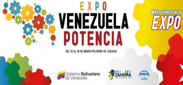 Expo Venezuela comienza este jueves como un espacio para el intercambio comercial