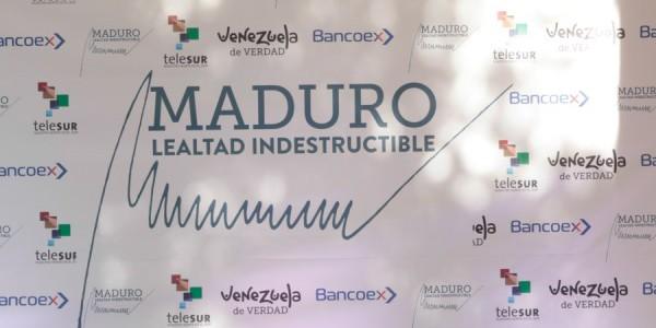 """Estreno del Documental """"Maduro: Lealtad Indestructible"""" contó con la presencia de su protagonista"""