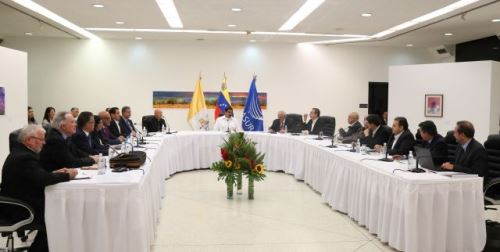 Presidente Maduro reiteró llamado al diálogo para ganar la paz