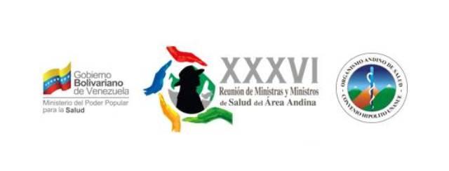 Venezuela será sede de la Reunión de Ministros de Salud del Área Andina