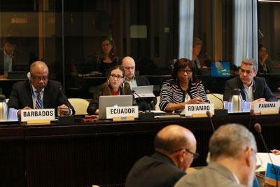 La 70ª Asamblea Mundial de la Salud culminó sus sesiones