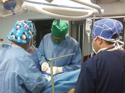 """Cirugías de tórax en el Hospital José Ignacio Baldó """"El Algodonal"""""""