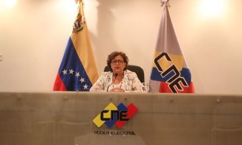 Elecciones para la Constituyente serán a finales de julio y de gobernadores el 10 de diciembre