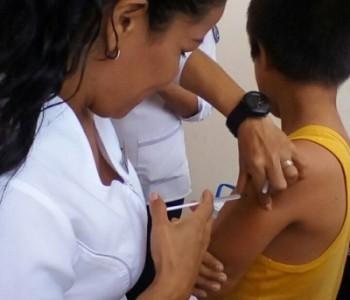 BARINAS: 23 mil 820 niños y niñas serán inmunizados en Jornada de Vacunación de las Américas