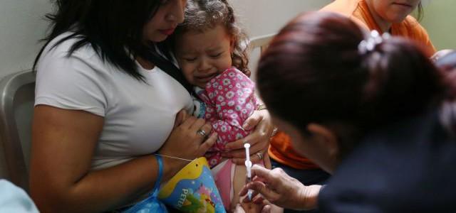 Inmunizados más de 37.000 niños en Anzoátegui en Jornada de Vacunación de Las Américas