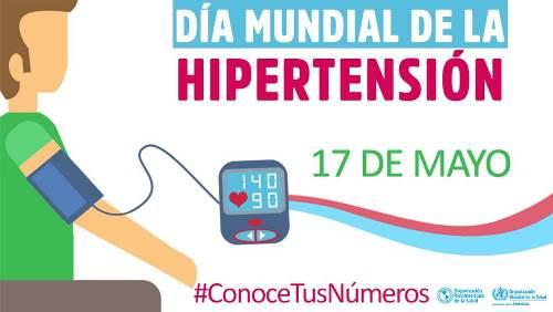 Día Mundial de la Hipertensión 2017: Conoce tus números
