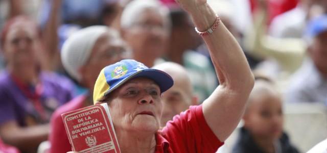 Más de 3 millones de pensionados celebran en Venezuela el Día del Adulto Mayor