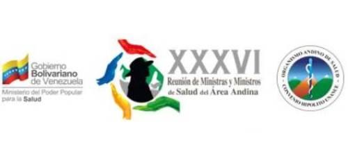 Inaugurada XXXVI Reunión de Ministras y Ministros de Salud del Área Andina