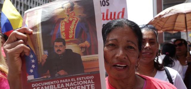 540 constituyentes expresarán la voluntad del pueblo venezolano