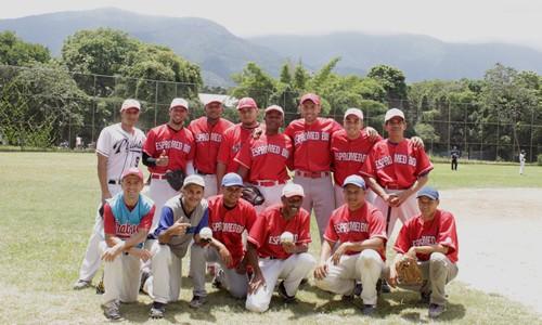 """Planta I """"A"""" se alzó con Copa de Softbol Tercer Aniversario de Espromed"""