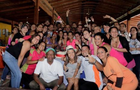 Espromed culminó aniversario celebrando en familia