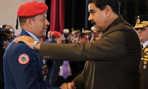 Presidente Maduro insta a la FANB a rendir honor a la moral heredada del comandante Chávez