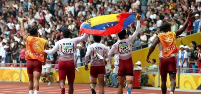 Con 13 medallas Venezuela se ubicó en el cuarto lugar del Suramericano de Atletismo