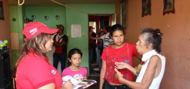 Movimiento Somos Venezuela impulsa renovación de misiones y grandes misiones sociales
