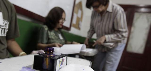 Electores podrán emitir 2 votos en comicios para la Constituyente