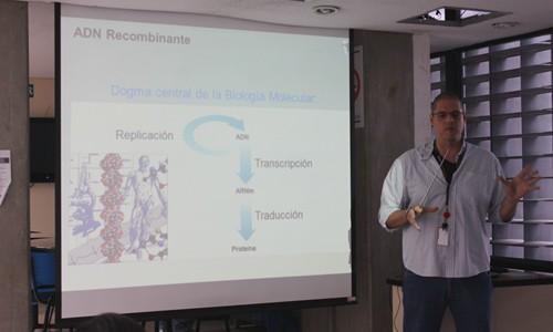 Espromed expone diseño para elaborar biofármacos recombinantes
