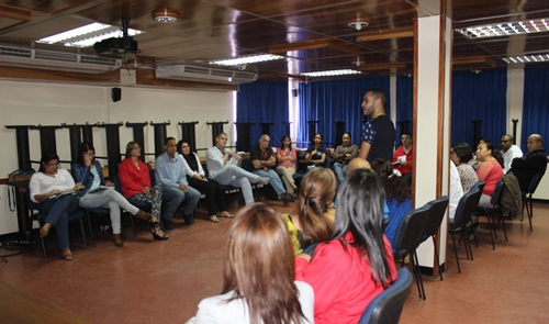 Grupo gerencial se afina en comunicación, solución de conflictos y trabajo en equipo