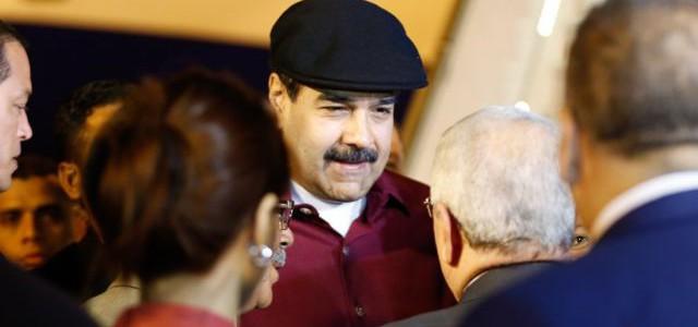 Presidente Maduro llegó a Argelia para evaluar mercado petrolero y estrechar lazos