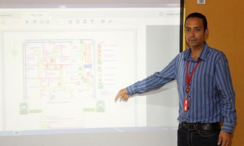 Espromed e INHRR analizaron planes de Acción y Control de Emergencias