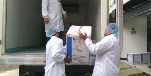 Continúan llegando medicamentos al estado Sucre