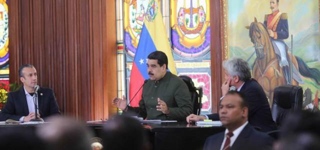 Presidente Maduro pide ampliar el Plan de la Patria hasta el 2030