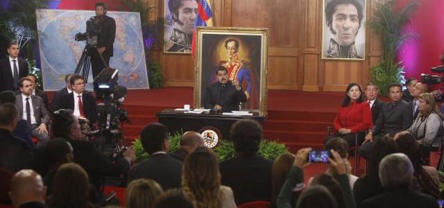 Maduro: Con triunfo del 15-O se abre nuevo ciclo de victorias progresistas