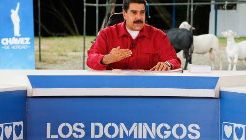Estos son los anuncios de Los Domingos con Maduro # 94