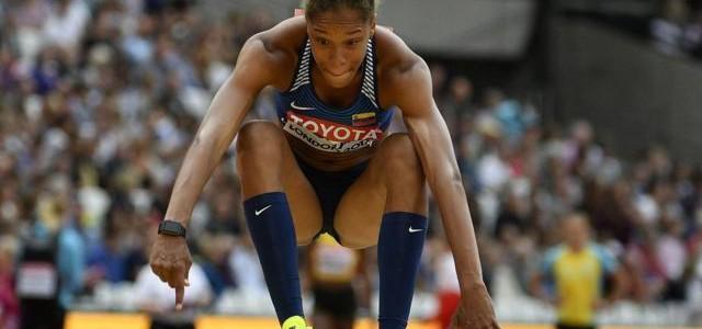 Yulimar Rojas: Sería un gran honor ser la atleta revelación del atletismo