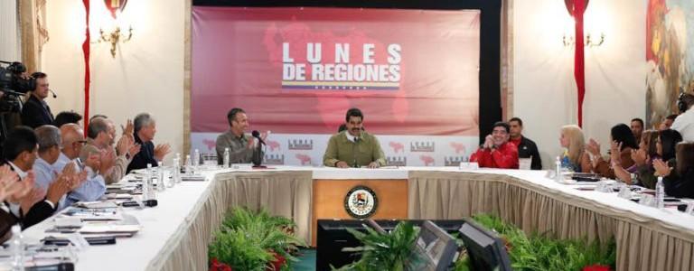 EN CLAVES| Estos fueron los anuncios más importantes del Presidente Nicolás Maduro este Lunes de Regiones
