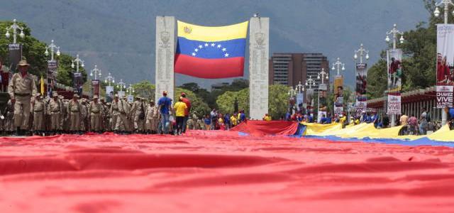 Presidente Maduro se une a celebración del bicentenario de la octava estrella de la Bandera Nacional