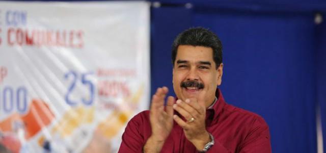 Presidente Nicolás Maduro recibe mensajes de felicitación en su cumpleaños
