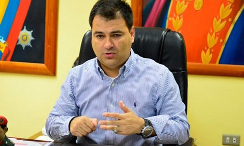 Oficializado nombramiento de Luis López Chejade como presidente encargado del IVSS