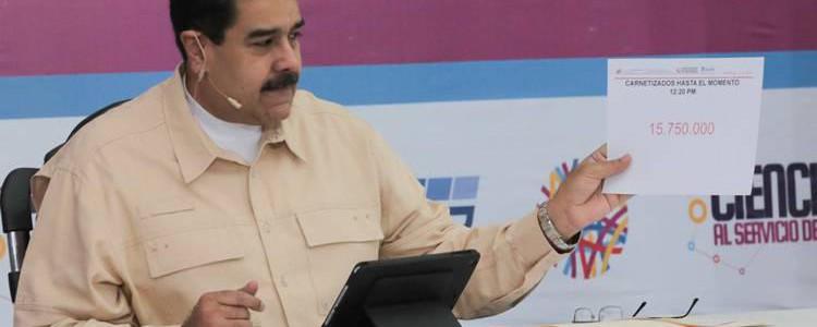 Estos fueron los anuncios realizados este domingo por el presidente Nicolás Maduro