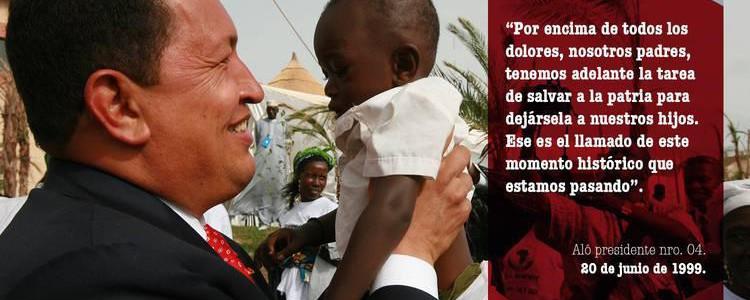 Cuenta de Twitter @Chavezcandanga será administrada por la Fundación Hugo Chávez