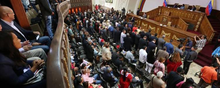 Este viernes será instalada la Asamblea Nacional Constituyente para el período 2018