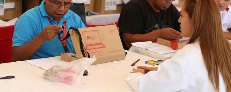 Asignadas 20 mil nuevas tabletas a Somos Venezuela y Barrio Adentro