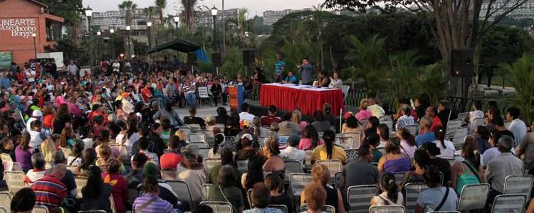 Caraqueños proponen blindar protección social en el próximo Plan de la Patria 2019-2025