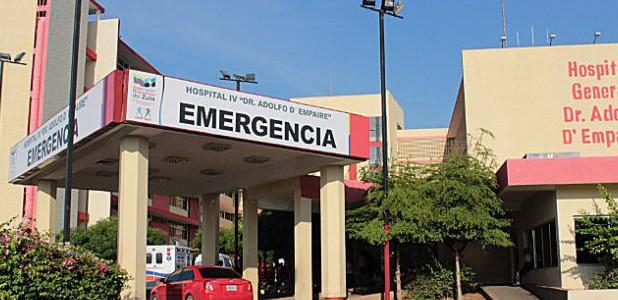 Más de 50 mil medicinas fueron entregadas al Hospital Adolfo D'Empaire