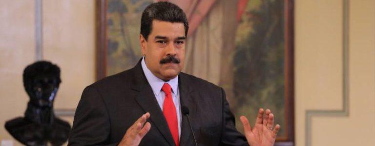 Presidente Maduro en Rueda de Prensa: Llamo al pueblo a sumarse a la promoción del ideario del Libertador Simón Bolívar