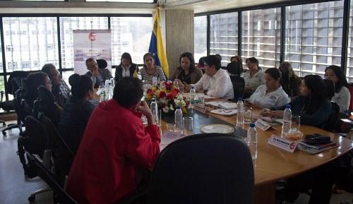 Autoridades de Espromed evalúan gestión y establecen planes para seguir contribuyendo al fortalecimiento de la soberanía farmacéutica