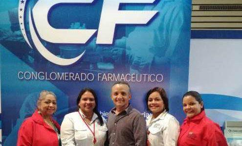Conglomerado Farmacéutico presente en Expo Venezuela Potencia 2018