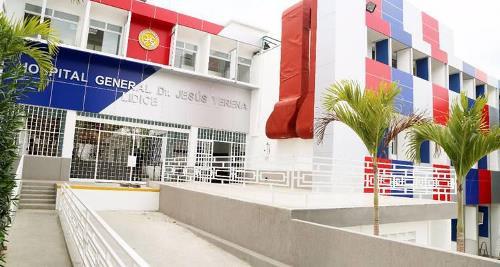 Obras de recuperación en Hospital de Lídice en Caracas presentan 95% de avance