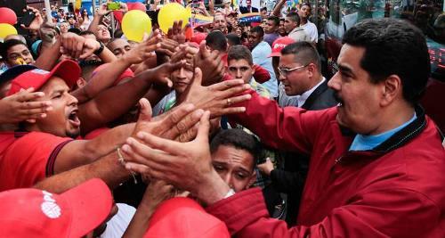 Presidente Maduro: Para Venezuela viene más paz, integridad y prosperidad