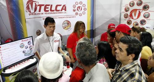 Expo Venezuela Potencia 2018 mostrará capacidades productivas del país