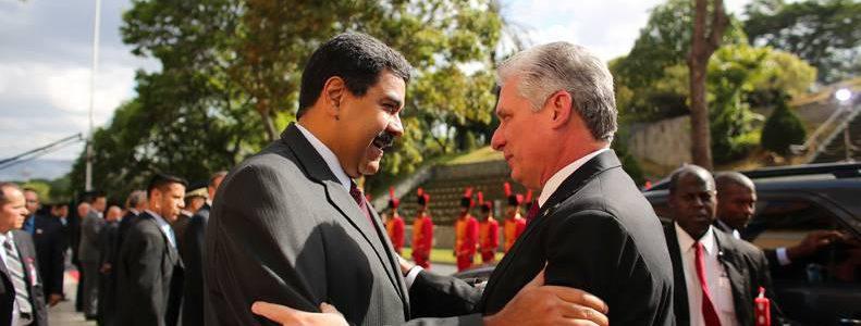 Cuba y Venezuela afinan nuevos convenios de cooperación