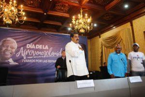 Maduro: Venezuela puede y debe resolver sus asuntos internos sin intervencionismo
