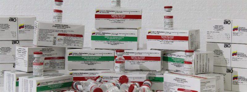 Tratamientos de alto costo se distribuyen en hospitales a pesar del bloqueo financiero