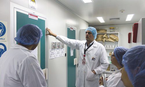 Espromed aportará experiencia en bioseguridad para activar laboratorio de organismos genéticamente modificados