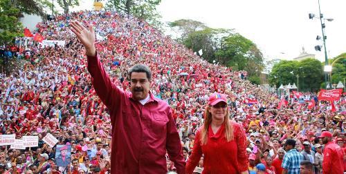 Maduro: Sin apoyo de los trabajadores hubiera sido imposible el proceso constituyente