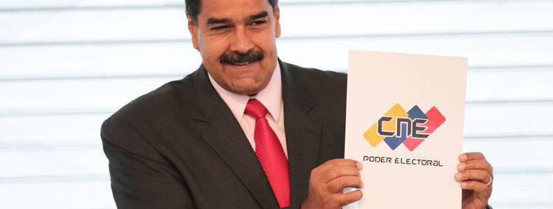Maduro: Iniciamos una nueva etapa que abre camino a lo nuevo, al futuro y al bienestar del pueblo